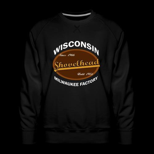 Milwaukee Shovelhead - Männer Premium Pullover