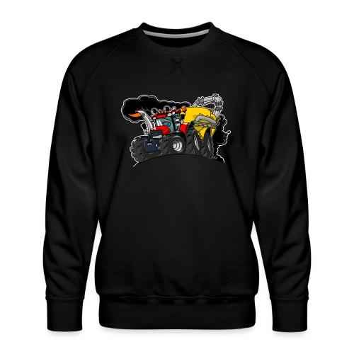 0961 Case kar - Mannen premium sweater