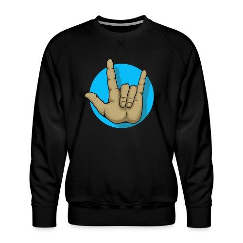 ILY - Männer Premium Pullover