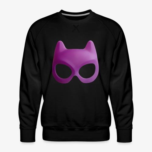 Bat Mask - Bluza męska Premium