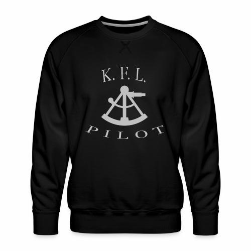 Sextant - Herre premium sweatshirt
