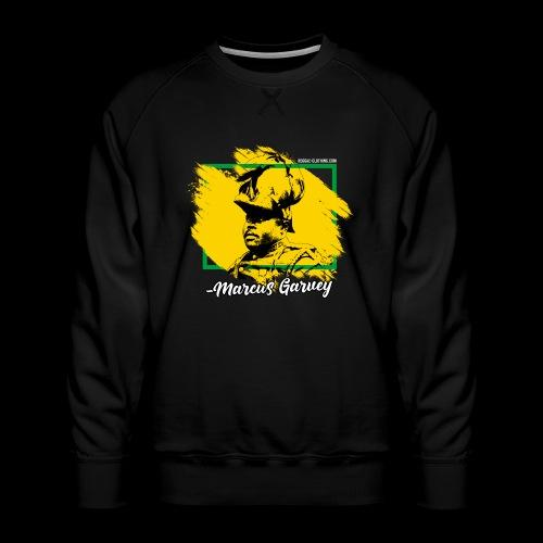 MARCUS GARVEY by Reggae-Clothing.com - Männer Premium Pullover