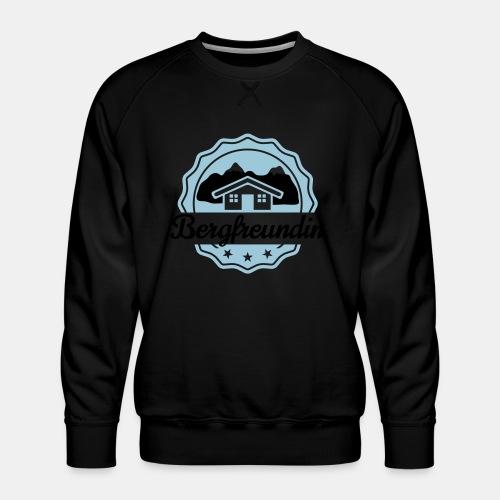 Bergfreundin - Männer Premium Pullover