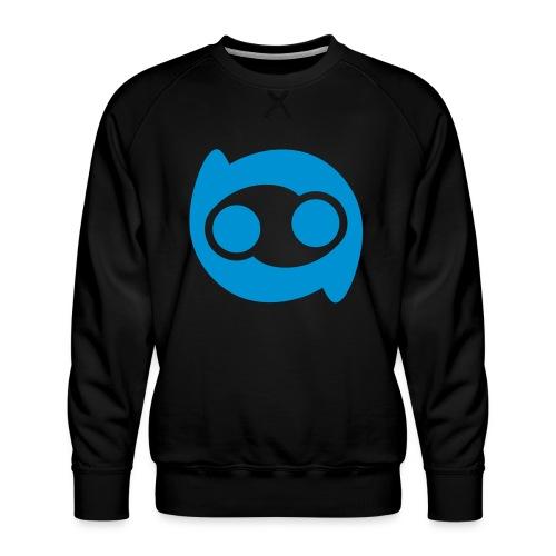Justlo Smiley - Männer Premium Pullover