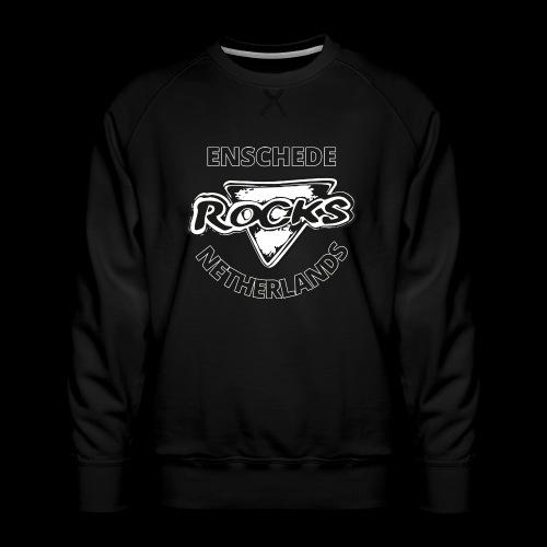 Rocks Enschede NL B-WB - Mannen premium sweater