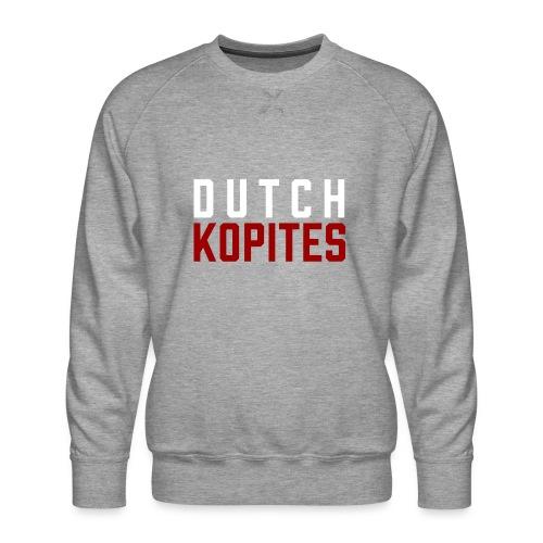 Dutch Kopites - Mannen premium sweater