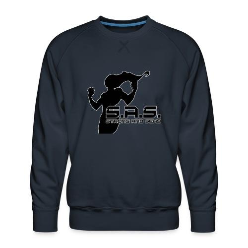 SAS babe png - Mannen premium sweater