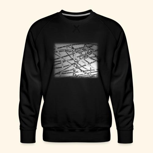 Muster15.png - Männer Premium Pullover