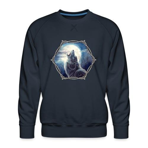 Freki - Männer Premium Pullover