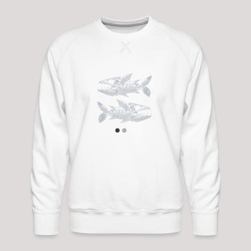 Fish05 - Men's Premium Sweatshirt