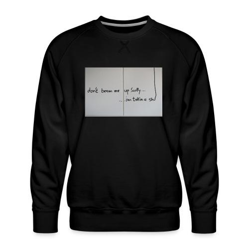 SCOTTY - Männer Premium Pullover