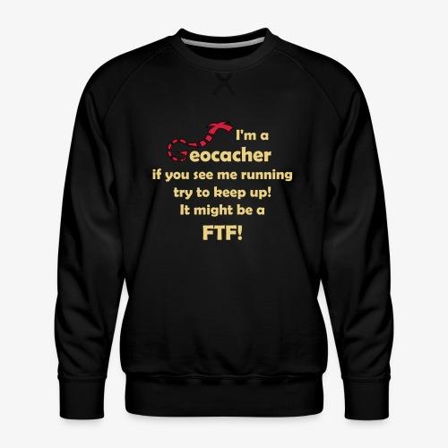 FTF-Jäger - Männer Premium Pullover