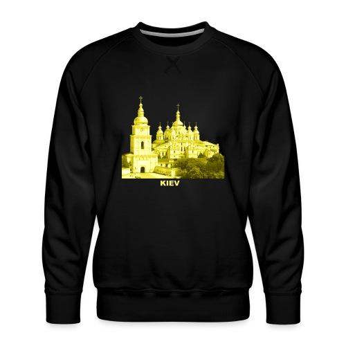 Kiev Kiew Ukraine Sophienkathedrale Kirche - Männer Premium Pullover