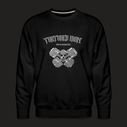 skull - Men's Premium Sweatshirt