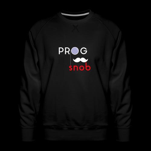 NUOVO3 png - Men's Premium Sweatshirt
