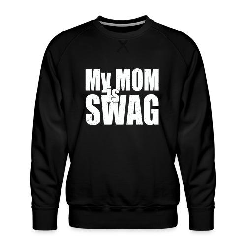 Swag White - Mannen premium sweater