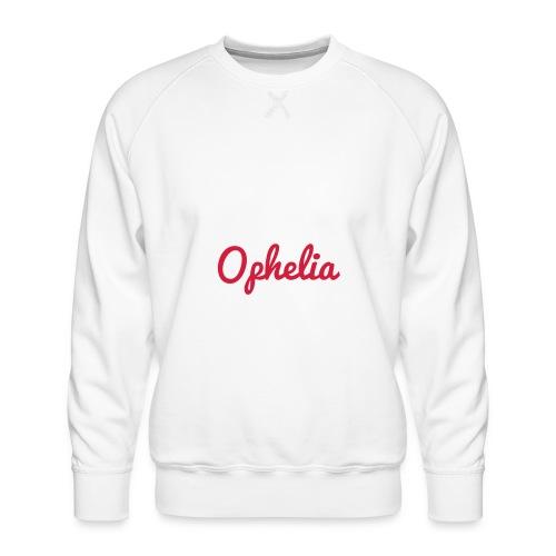 IsurvivedOpheliaWhitered - Men's Premium Sweatshirt