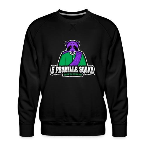 5 Promille Esport Team - Männer Premium Pullover