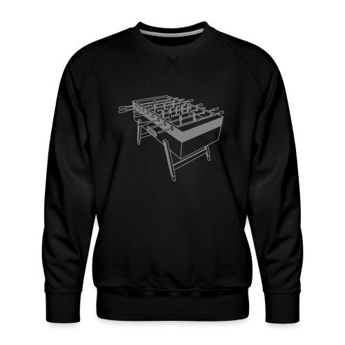 Kickertisch - Kickershirt - Männer Premium Pullover