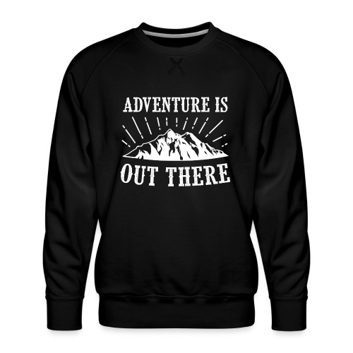 adventure - Bluza męska Premium