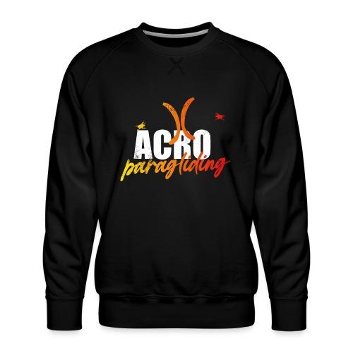 Acro Paragliding - Männer Premium Pullover