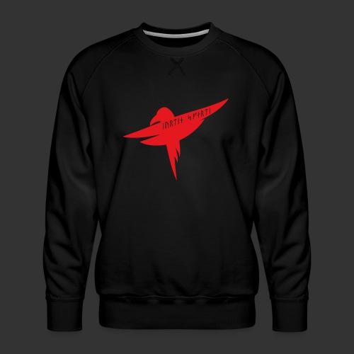 Raven Red - Men's Premium Sweatshirt