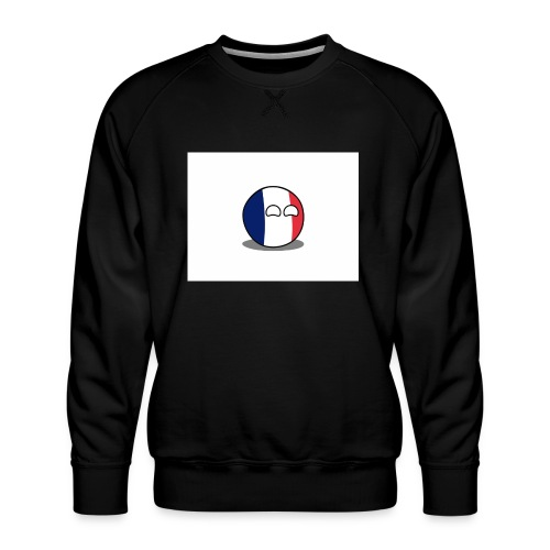 France Simple - Sweat ras-du-cou Premium Homme