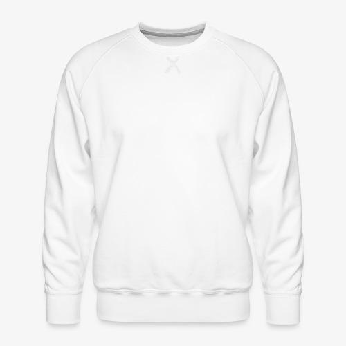 Handlettering My diet paid off (W) - Mannen premium sweater