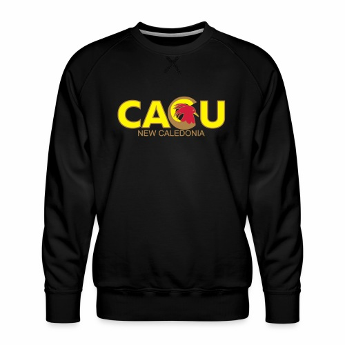 Cagu New Caldeonia - Sweat ras-du-cou Premium Homme