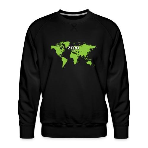 World Z€RO official - Men's Premium Sweatshirt