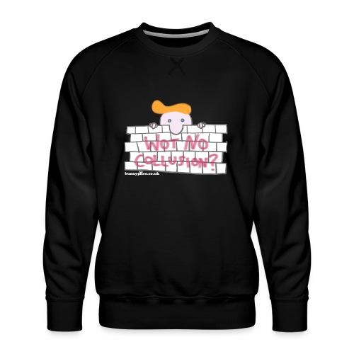 Trump's Wall - Men's Premium Sweatshirt