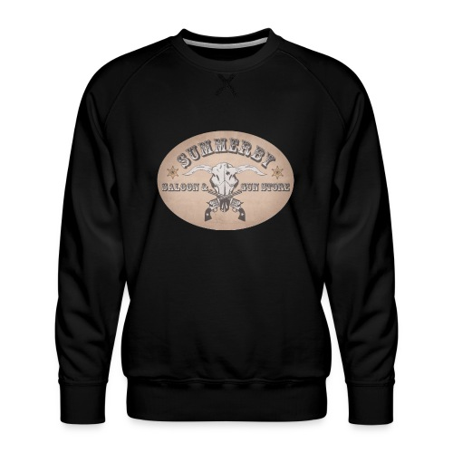 Summerby Saloon - Männer Premium Pullover