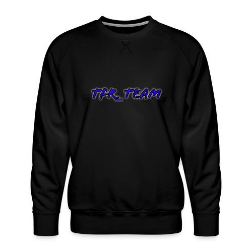 Tfr_team serie 2 - Felpa premium da uomo