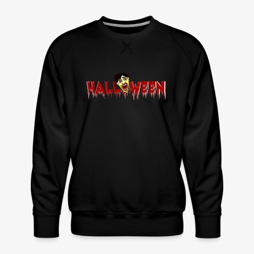 Halloween4 - Männer Premium Pullover