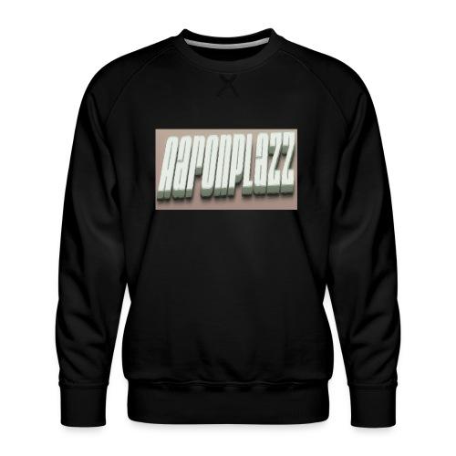 Aaronplazz - Men's Premium Sweatshirt