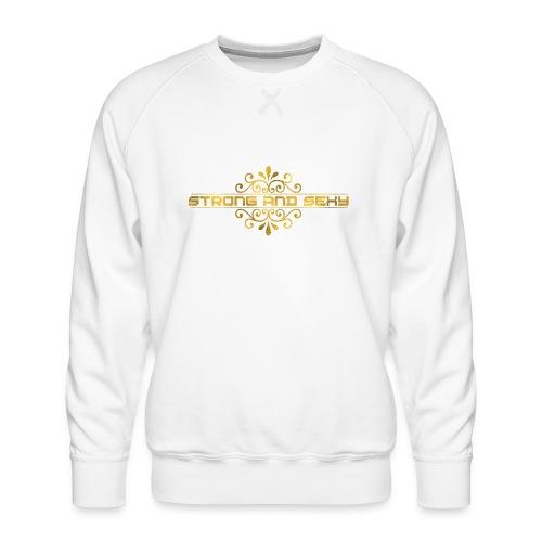 S.A.S. Cap - Mannen premium sweater