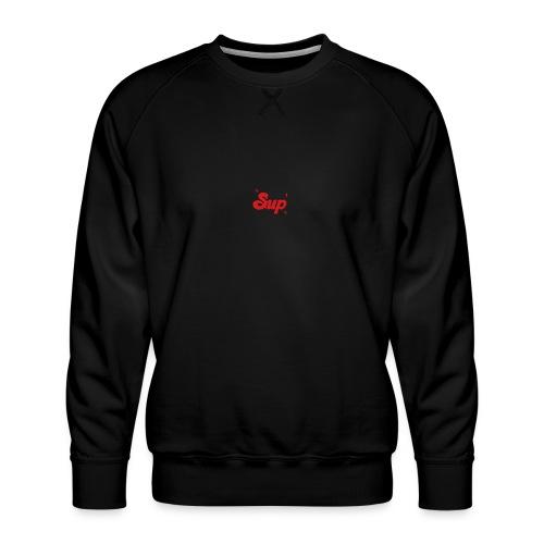 Sup' - Design - Männer Premium Pullover