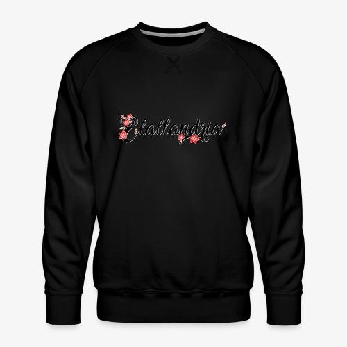 Elallandria logo - Men's Premium Sweatshirt