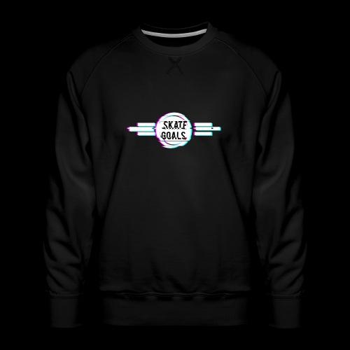 GLITCH SERIES - Mannen premium sweater