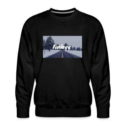 Finleyy - Men's Premium Sweatshirt