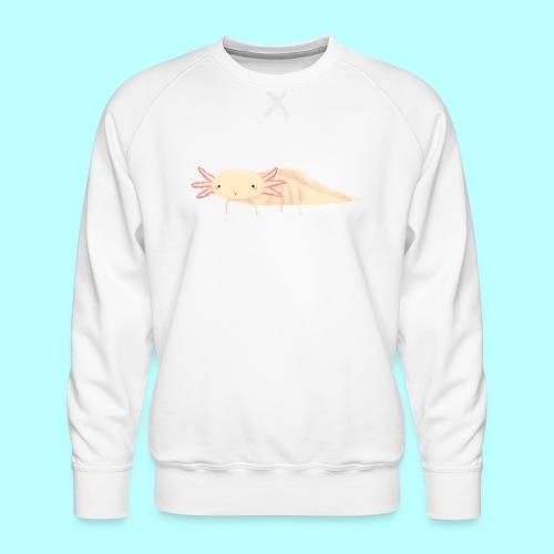 Axolotl - Männer Premium Pullover