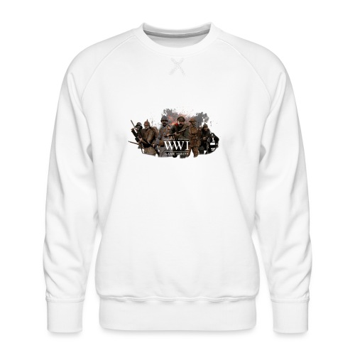 WW1 Game Series - Mannen premium sweater