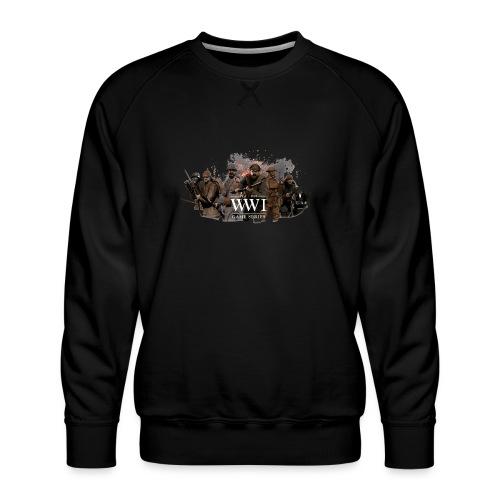 WW1 Game Series - Mannen premium sweater