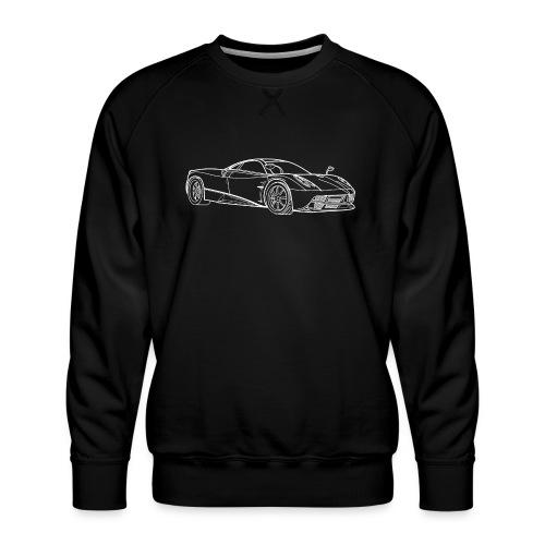 Pagani Huayra - Sweat ras-du-cou Premium Homme