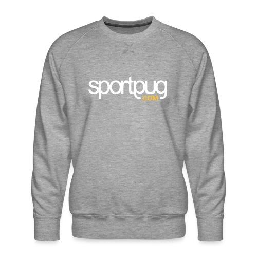 SportPug.com - Miesten premium-collegepaita
