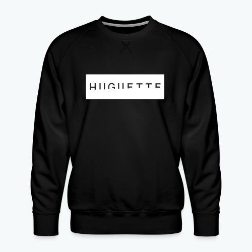 Huguette - Sweat ras-du-cou Premium Homme