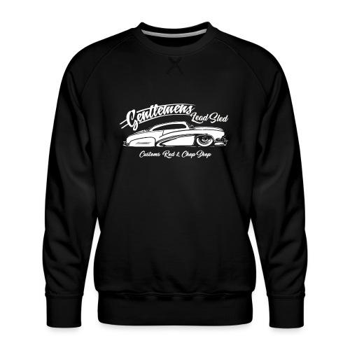Gentlemans Lead Sled - Männer Premium Pullover