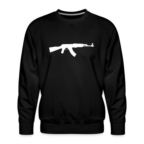 AK-47 - Miesten premium-collegepaita