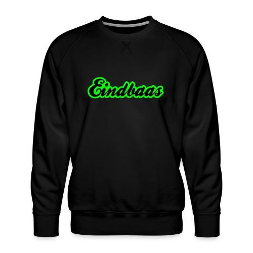 eindbaas upload - Mannen premium sweater