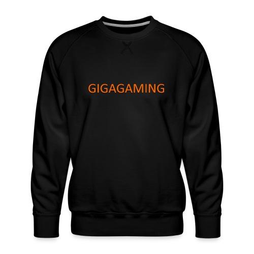 GIGAGAMING - Herre premium sweatshirt
